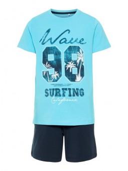 Conjunto short/camiseta, NAME IT