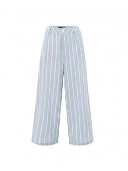 Pantalon rayas lazada cintura