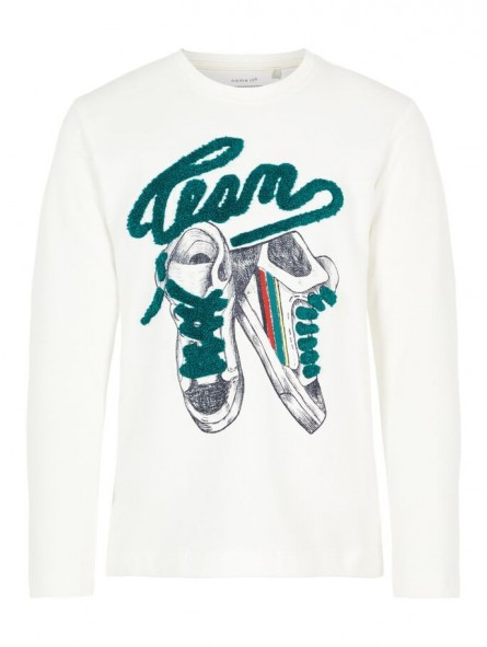 Camiseta zapatillas, NAME IT