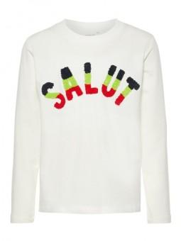 Camiseta SALUT, NAME IT