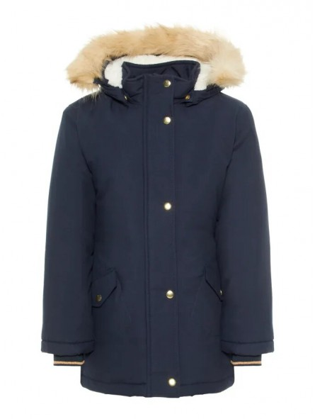 Parka capucha desmontable, NAME IT