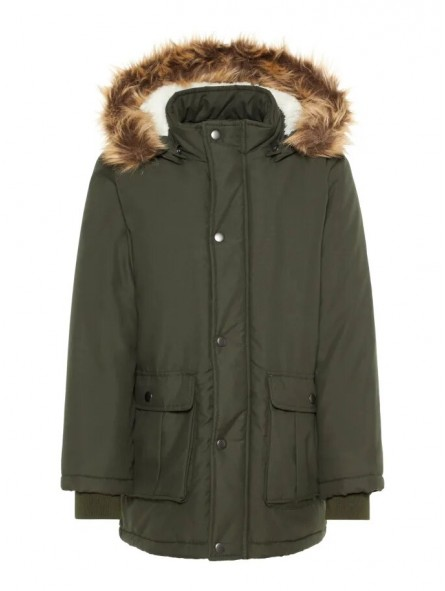 Parka capucha, NAME IT