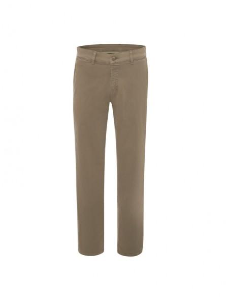 Pantalón chino loneta elástica