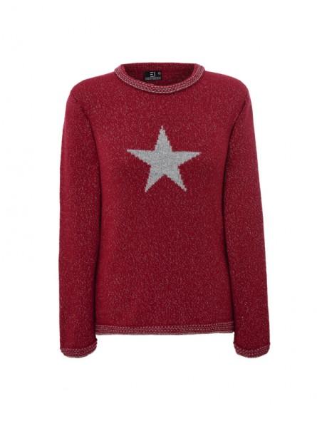Jersey punto estrella