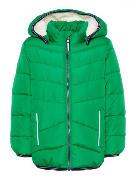 Parka acolchada c/capucha, NAME IT