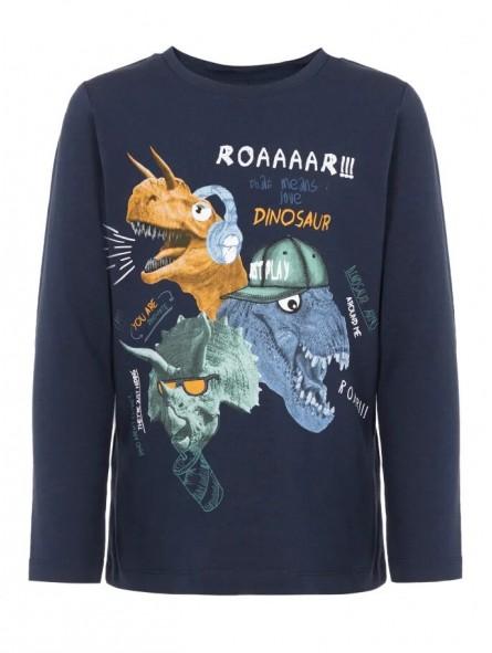 Camiseta dinosaurios M/L, NAME IT