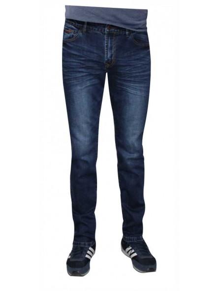 Pantalón vaquero elástico semipitillo, Koyote Jeans