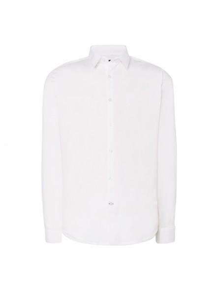 Camisa lisa manga larga