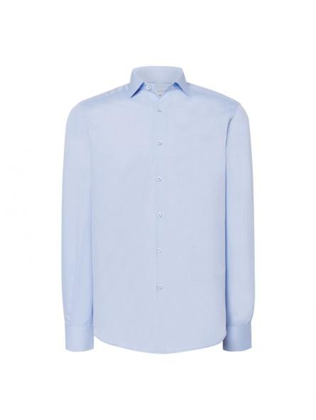 Camisa sin botón cuello, M/L