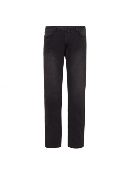 Pantalon 5 bolsillos, vaquero elástico