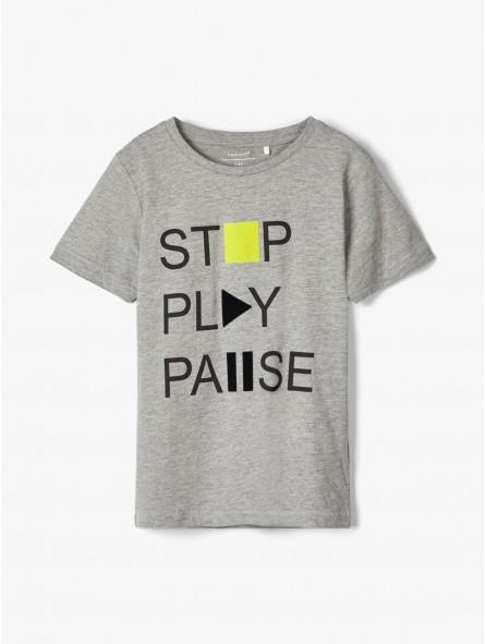 Camiseta estampada, NAME IT
