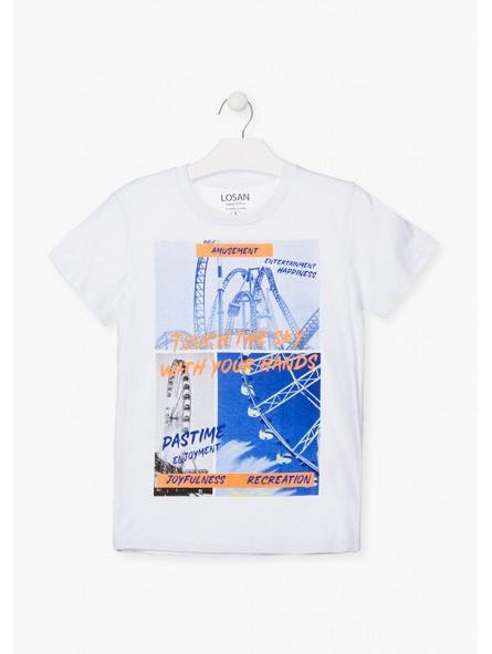 Camiseta atracciones, LOSAN