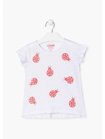 Camiseta mariquitas, LOSAN