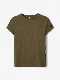 Camiseta bolsillo, NAME IT