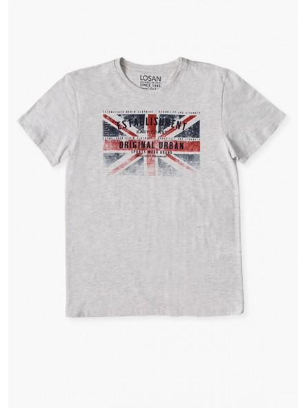 Camiseta bandera, LOSAN