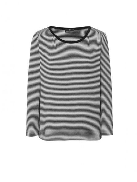 Camiseta rayas con brillos M/L