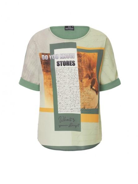 Camiseta estampado gráfico