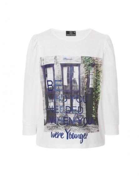 Camiseta gráfico, M/L