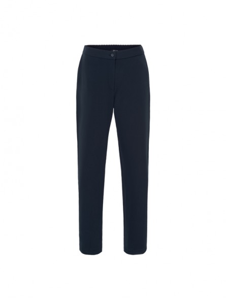 Pantalón liso goma cintura