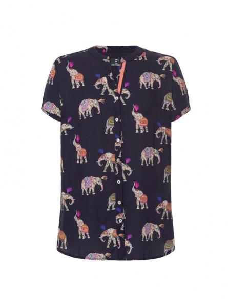 Camisa elefantes M/C
