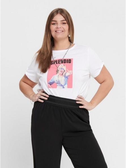Camiseta gráfico, ONLY CARMAKOMA