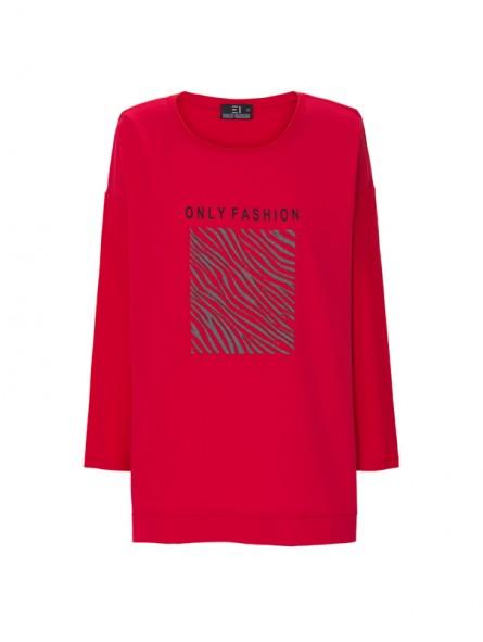 Camiseta gráfico M 3/4