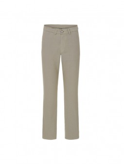 Pantalón falso liso