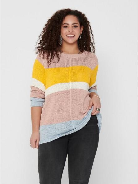 Jersey bicolor, ONLY CARMAKOMA