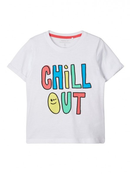 Camiseta chill-out, name it