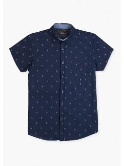 Camisa flamencos, losan