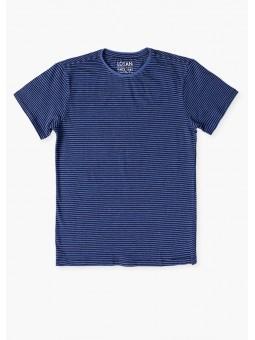 Camiseta rayas, losan