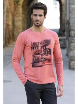 Camiseta gráfico