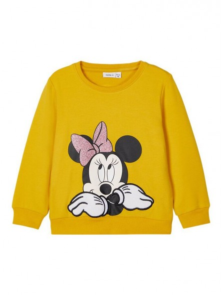 Sudadera Minnie Mouse, NAME IT