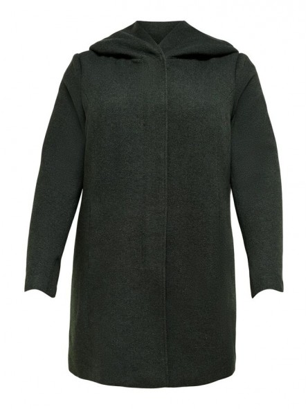 Abrigo con capucha ONLY CARMAKOMA