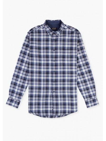 Camisa de cuadros, LOSAN