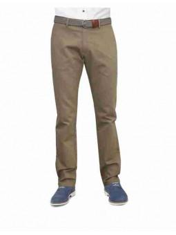 Pantalón chino semipitillo, Koyote Jeans