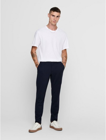 Pantalón chino liso, Only & Sons