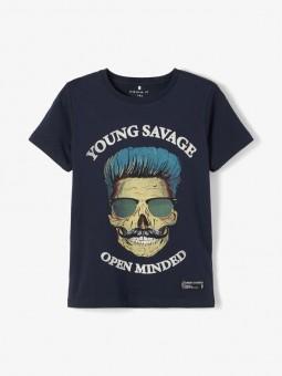 Camiseta calavera, Name It
