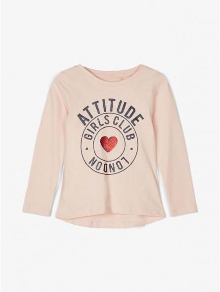 Camiseta Attitude, Name It