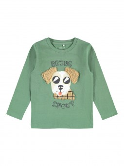 Camiseta perro, Name It