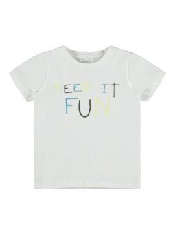 Camiseta mensaje, Name It