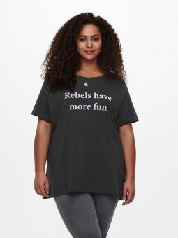 Camiseta textos, Only Carmakoma