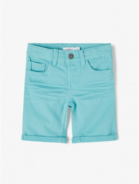 Pantalón corto loneta, Name It