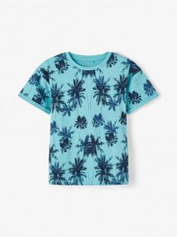 Camiseta palmeras, Name It