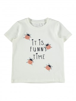 Camiseta con mariquitas, Name It