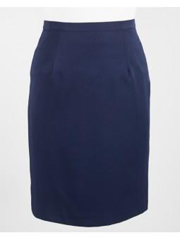 Falda recta básica