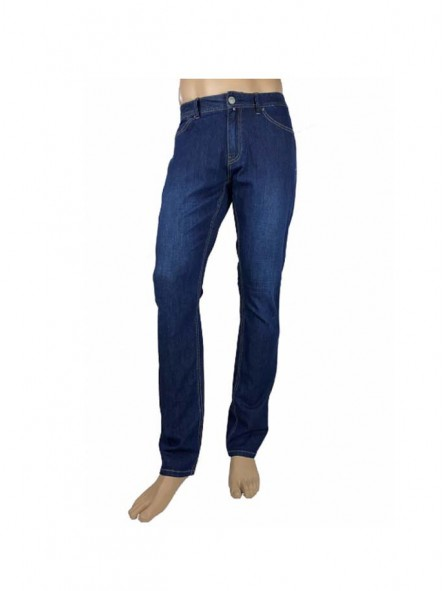Pantalón vaquero algodón elástico, Bx Jeans