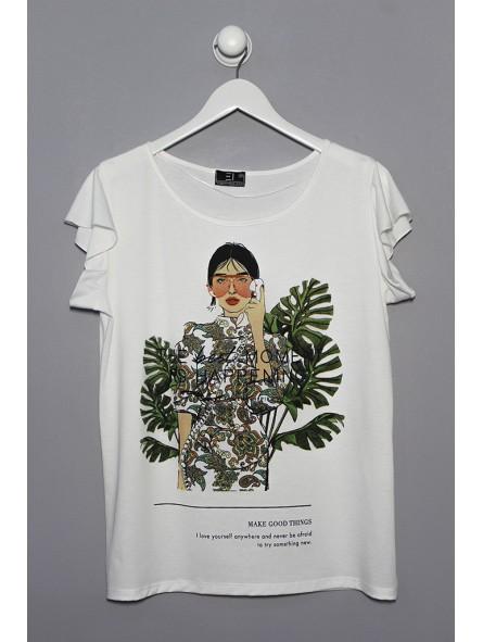 Camiseta sabana
