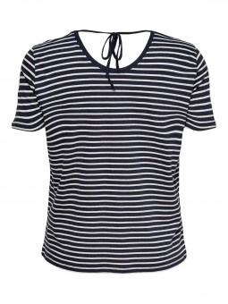 Camiseta rayas Only Carmakoma