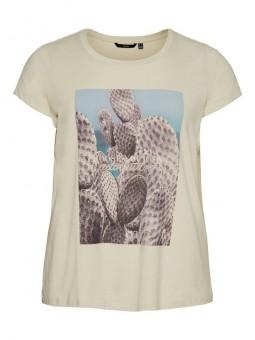 Camiseta cactus, Vero Moda